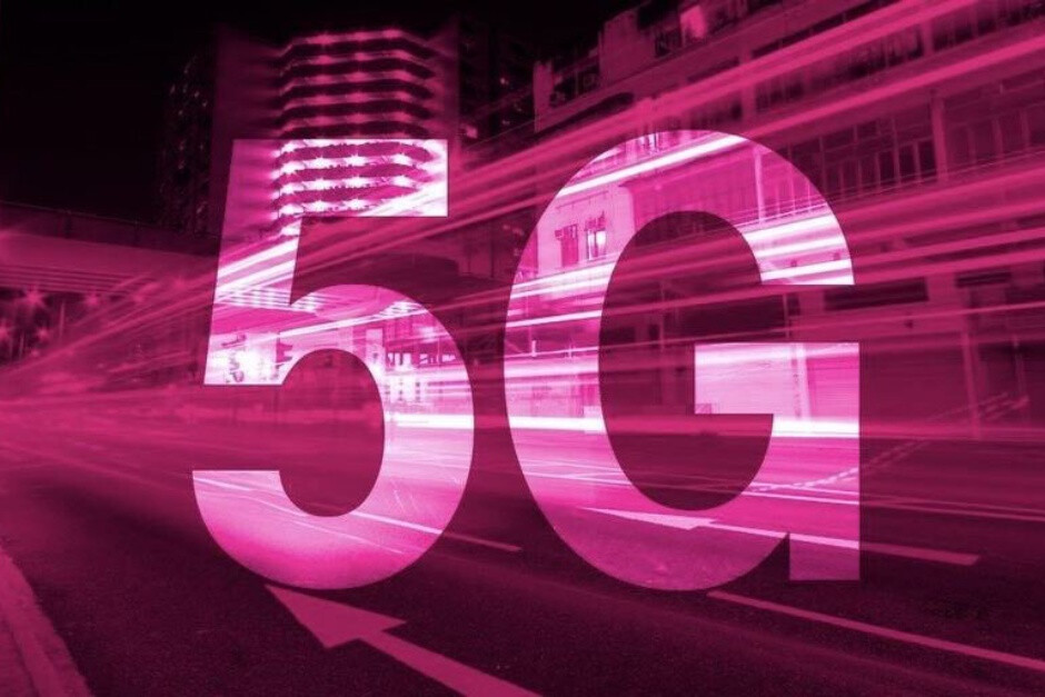 T-Mobile 5G Network
